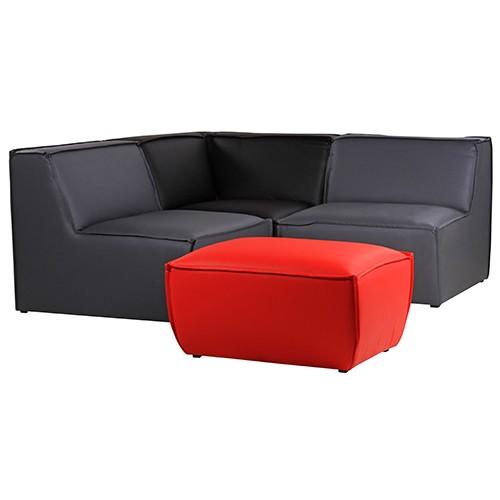 Lounge-Sitzgruppe JUPITER 4-teilig