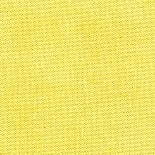 Velour-Stoff mit Wasser & Fleckschutz VER735 gelb