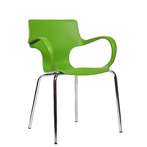 Kėdė su porankiais FLORES, suneriama
