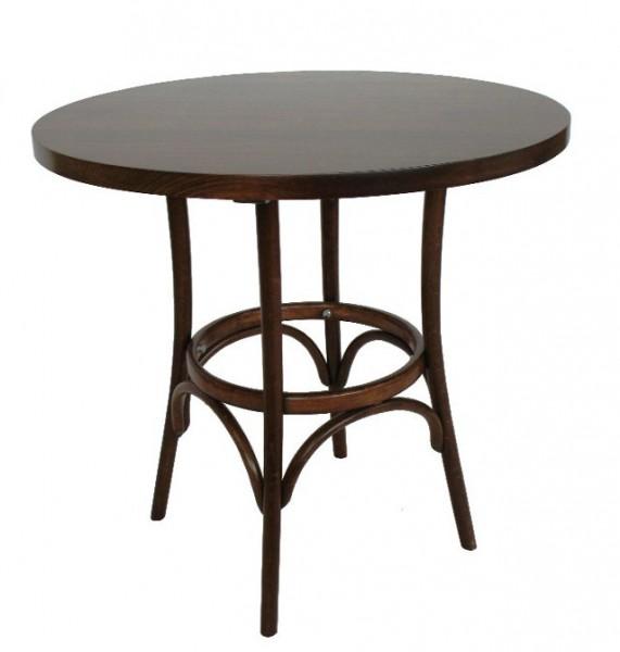 Bugholz-Tisch CLASSICO rund