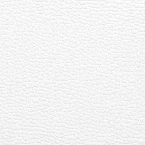 Kunstleder mit Prägung KB22 weiß