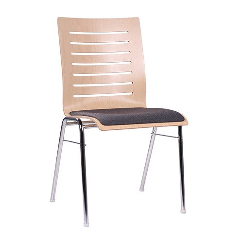 Faneros lakšto kėdė COMBISIT A43 SP