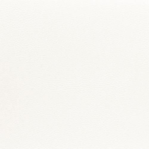 Kunstleder mit Prägung KPF019 weiß