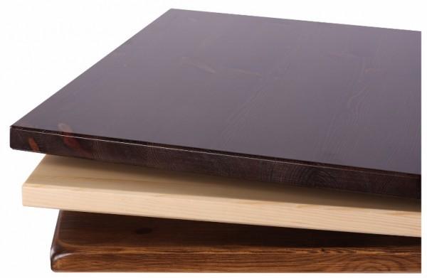 Tischplatte Kiefer massiv - 30 mm stark