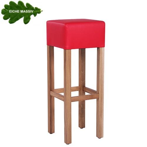 Baro kėdė FABIO, ąžuolinė