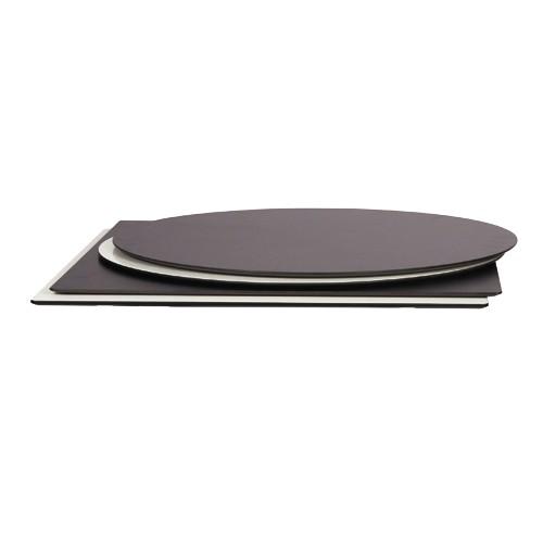 HPL (aukšto slėgio laminato) stalviršis, 10 mm storio