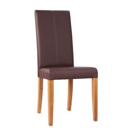 Kėdė RELA DS su dekoratyviomis siūlėmis