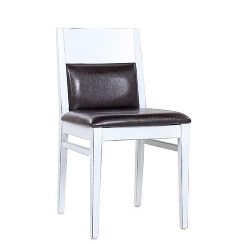Medinė kėdė LAURETTA V, Vintage-Look
