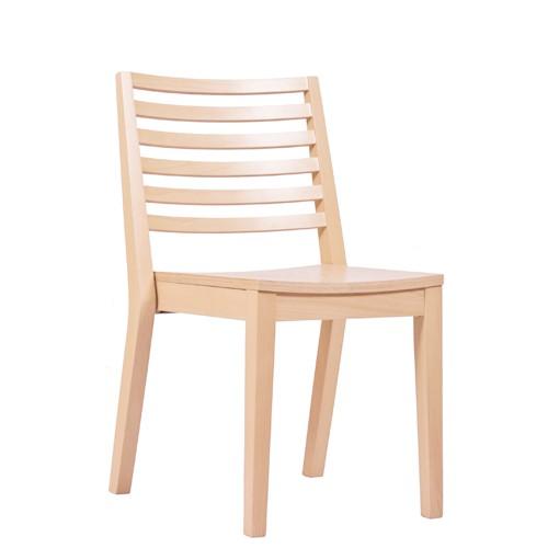 Medinė kėdė LUISA ST, suneriama