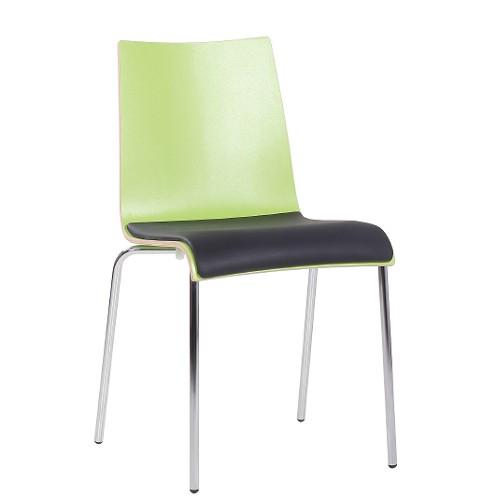 Stuhl ROMAN HPL SP - stapelbar