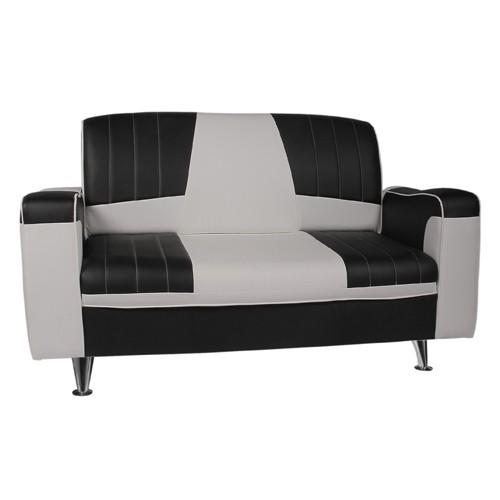 Retro 2-Sitzer-Couch ROCKY