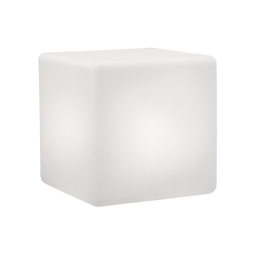 CUBO LED šviečiantis kubas (40x40 cm)