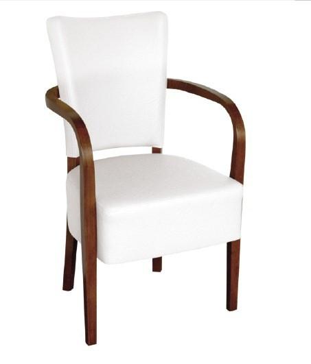 Kėdė su porankiais ROBERTA