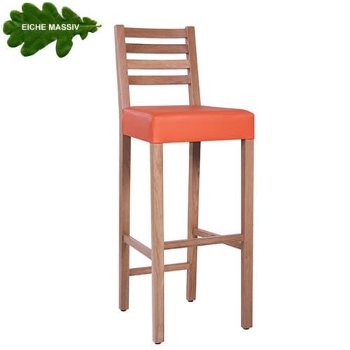 Baro kėdė ARMANDO P, ąžuolas
