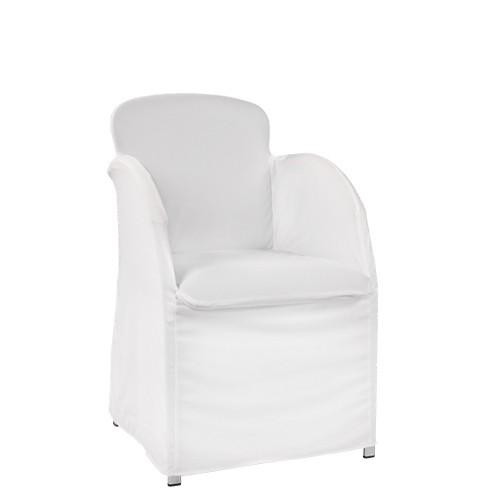 Stuhlhusse für Armlehnstuhl CLINT