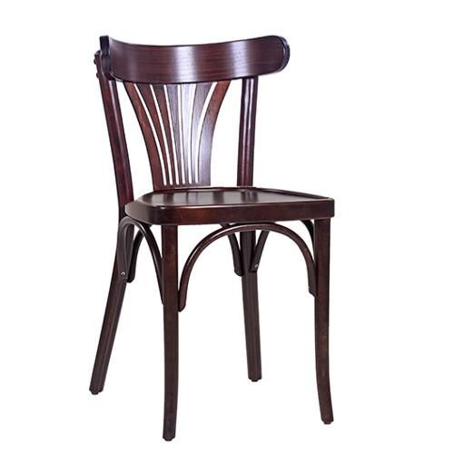 Lenktos medienos kėdė CLASSICO S45