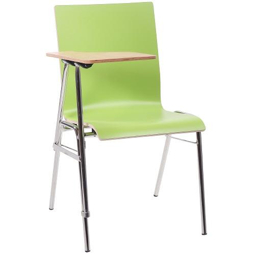 Konferencinė kėdė COMBISIT SEMINAR HPL, citrinų žalia