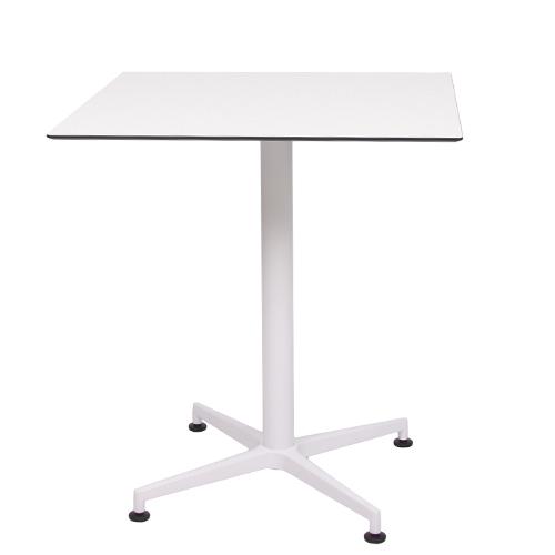 HPL stalviršis  baltas, 69x69 cm