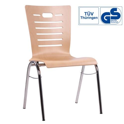 Faneros lakšto kėdė COMBISIT B70