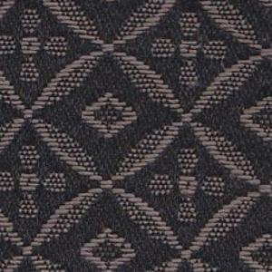 Stoff mit Rauten-Muster SR601 anthrazit