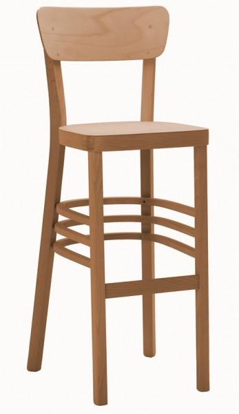 Medinė baro kėdė NICO PLUS