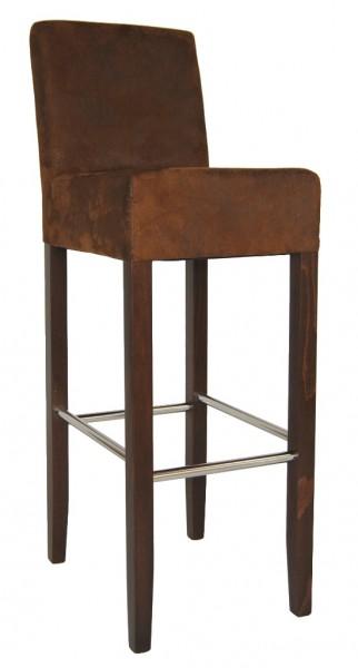 Paminkštinta baro kėdė su atkalte MANO RL