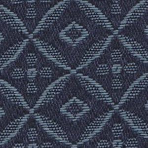 Stoff mit Rauten-Muster SR700 blau