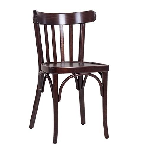 Lenktos medienos kėdė CLASSICO S21