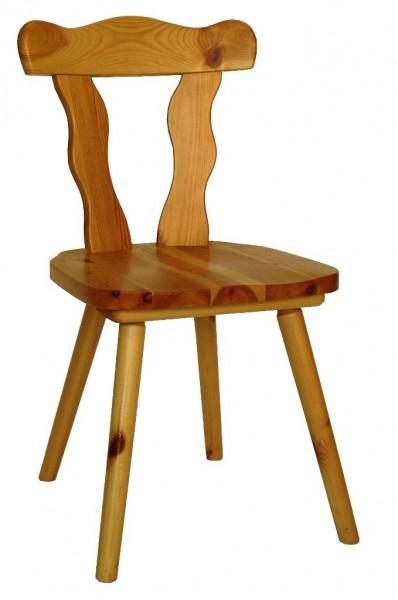 Medinė kėdė LINUS