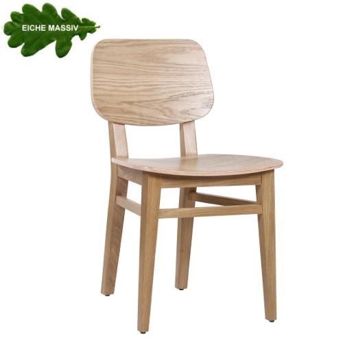 Ąžuolinė kėdė kavinei OLIVER