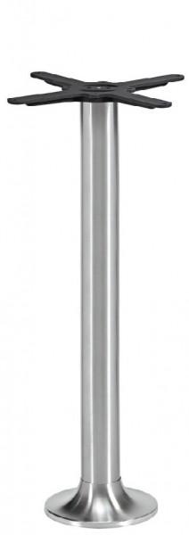 Baro stalo koja NAVEX IX, nerūdijantis plienas, tvirtinama prie grindų