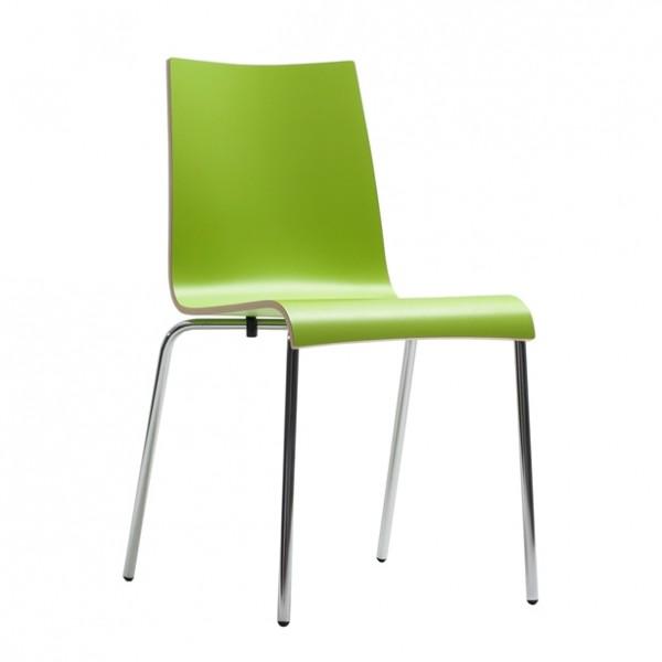 Kėdė ROMAN HPL, ryškiai žalia
