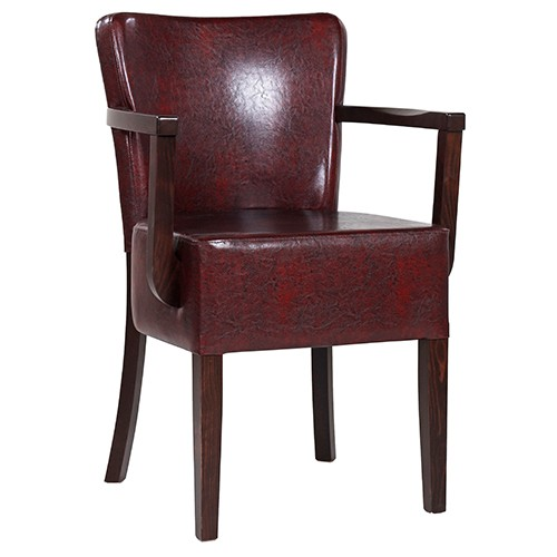 Kėdė su porankiais TANJA AE XL su didesne sėdynėle