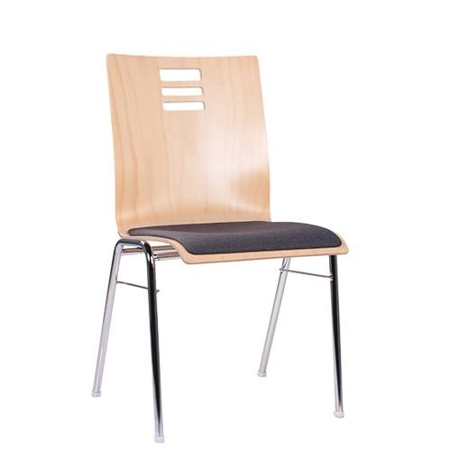 Faneros lakšto kėdė COMBISIT A46 SP, suneriama
