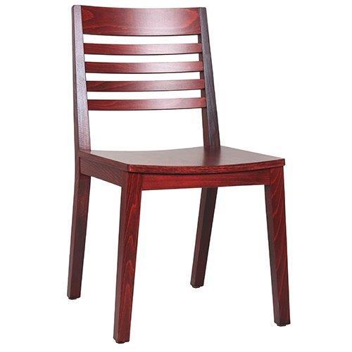 Medinė kėdė FIN 4