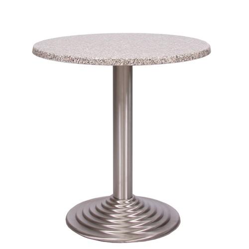 Tisch MARENA IX - Edelstahl