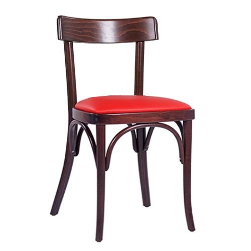 Lenktos medienos kėdė CLASSICO S61 P