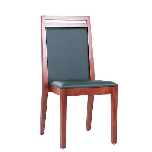 Medinė kėdė LINO ST, suneriama