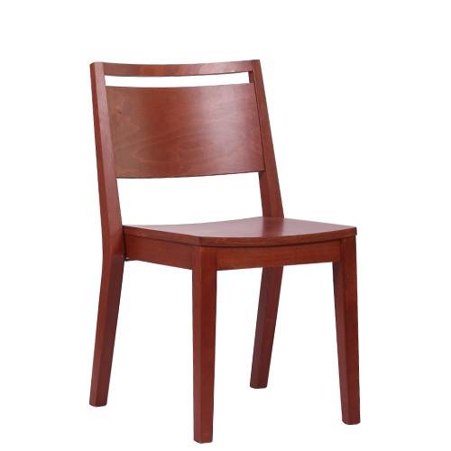 Suneriama medinė kėdė LUCAS ST