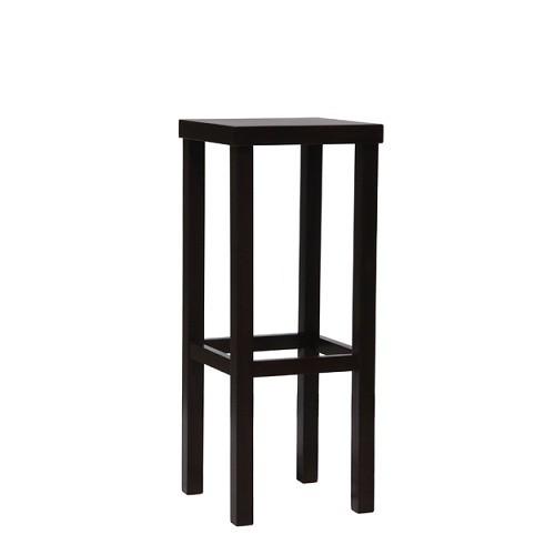 Baro kėdė PABLO, tamsus riešutas