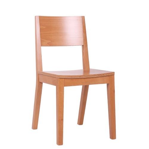 Medinė kėdė TIPO