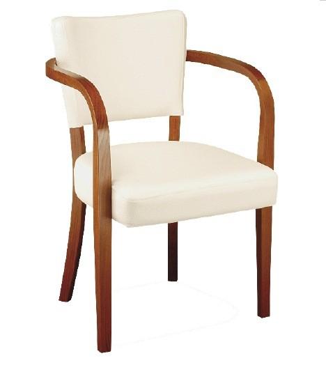 Kėdė su porankiais ROBERT