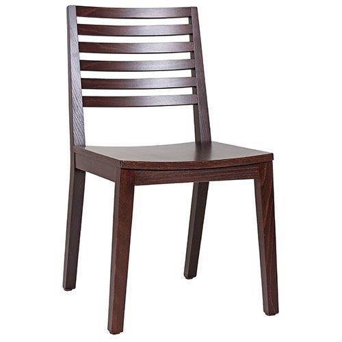 Medinė kėdė FIN 6