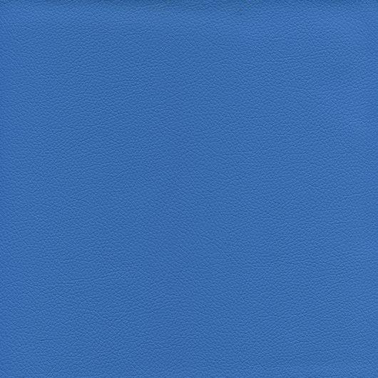 Kunstleder mit Prägung (PU) KOM31501 himmelblau