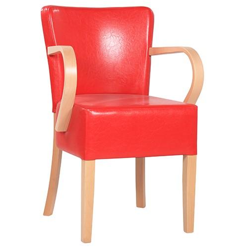 Kėdė su porankiais TANJA AL XL su didesne sėdynėle
