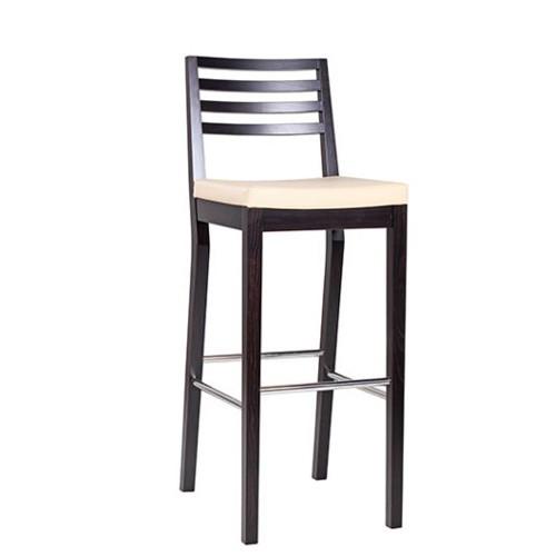 Baro kėdė su paminkštinta sėdynėle LUISA P IX