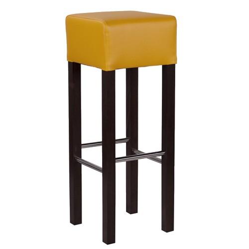 Baro kėdė FABIO IX, nerūdijančio plieno atramos kojoms